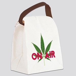 On Air Canvas Lunch Bag