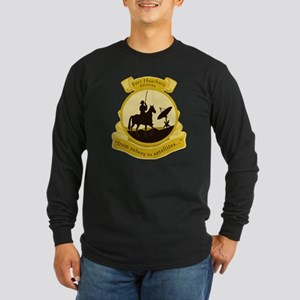 Fort Huachuca Long Sleeve Dark T-Shirt