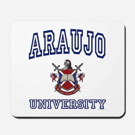 ARAUJO University Mousepad