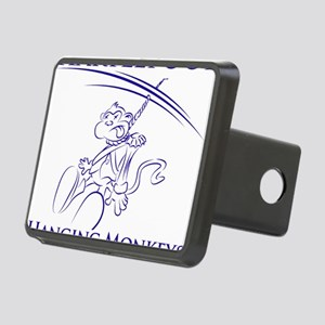 Hartlepool Hanging Monkeys Rectangular Hitch Cover