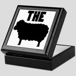 The Black Sheep Keepsake Box