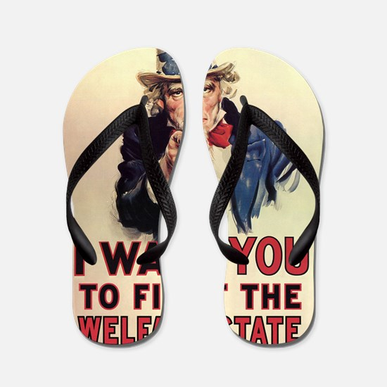 Fight The Welfare State Flip Flops