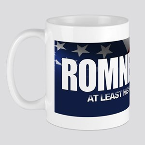 Romney 2012 - Not a Commie Mug