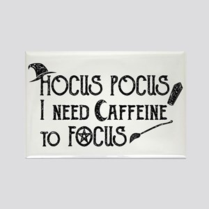 Hocus Pocus, I need Caffeine to Focus Magnets