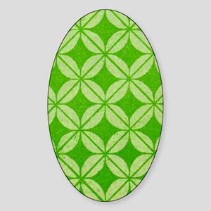 Lynn Nook Sleeve Sticker (Oval)