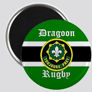 Dragoon Rugby Magnet