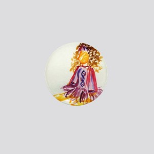 Irish Dancer Mini Button