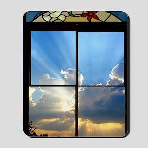 heavenly sky Mousepad