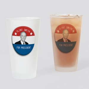 Clint Smith 4 Pres Drinking Glass