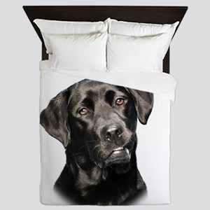 Mans Best Friend Queen Duvet