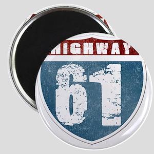 Highway 61 Magnet