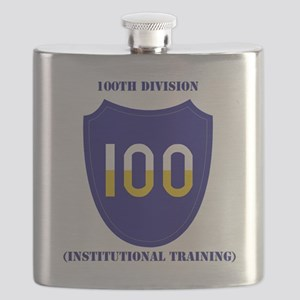 SSI - 100th Division (Institutional Training Flask