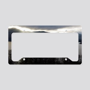 Shadow of Catbells License Plate Holder