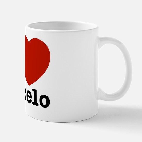 I love Marcelo Mug