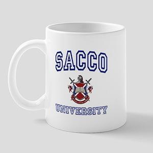 SACCO University Mug