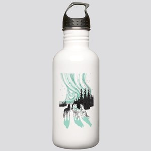 Siberian aurora Stainless Water Bottle 1.0L