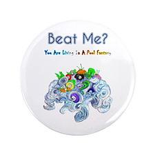 Billiard Sea Dragons Button