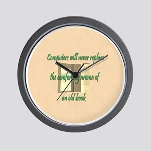 Button Lg Wall Clock