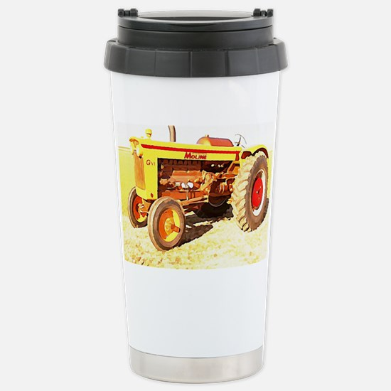 MMWatercolor_1 Stainless Steel Travel Mug