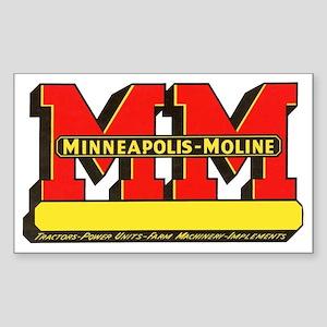 MM Sticker (Rectangle)