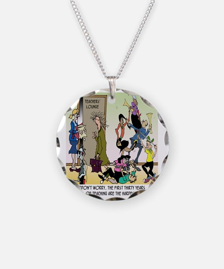 The 1st 30 Years of Teaching Necklace