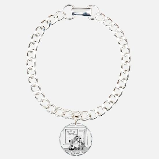 $10 a Pound for the Tin  Bracelet