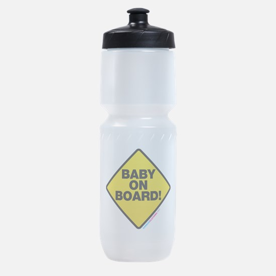 Baby On Board Sports Bottle
