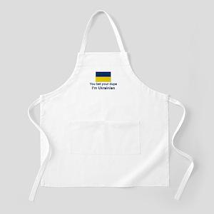 Ukrainian Dupa BBQ Apron