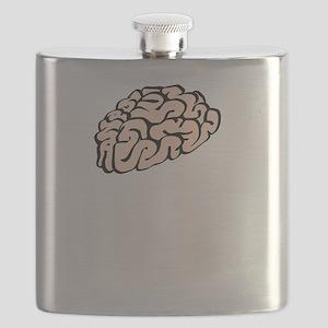 Funnier Dirty Mind Flask