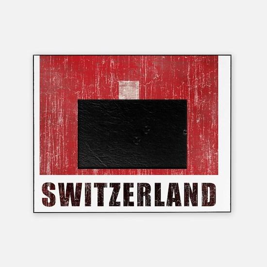 Vintage Switzerland. Picture Frame