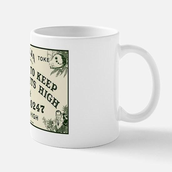 Weedja Board Mug