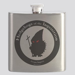 Hedgehogs of the Inquisition! Flask