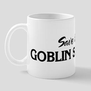 Save the GOBLIN SHARKS Mug