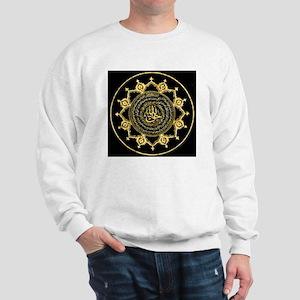 Mandala of Allah Sweatshirt