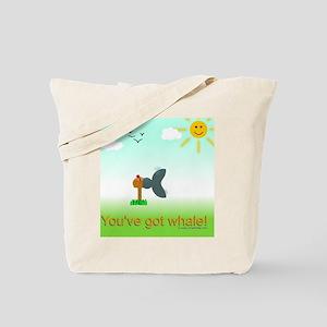 Got Whale Tote Bag