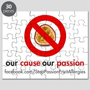 Stop Passion Fruit Allergies Puzzle