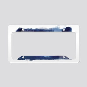 Christian Maybe Today License Plate Holder