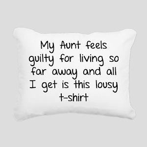 baby389 Rectangular Canvas Pillow
