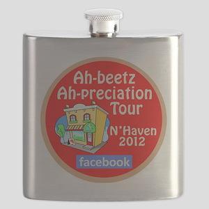 New Haven Apizza Tour, 2012 Flask