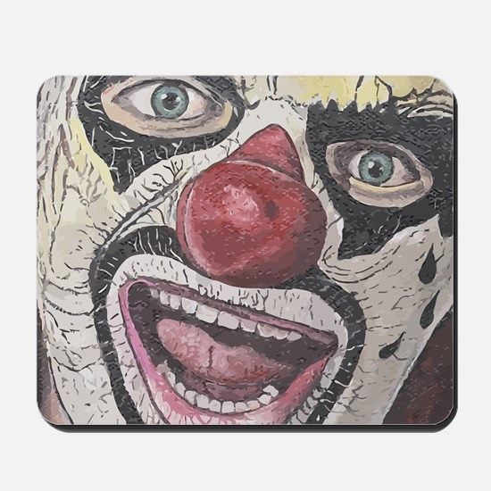 Gothic Clown Mousepad