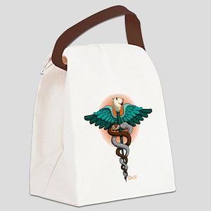 Ferret medical Insignia Canvas Lunch Bag