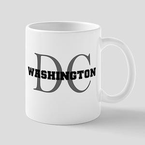 Washington thru DC Mugs