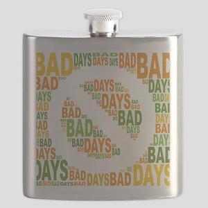 No Bad Days Flask