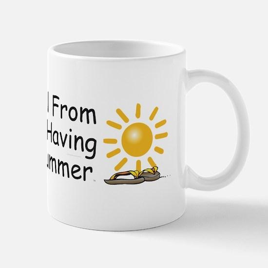 Flip Flop Summer Mug