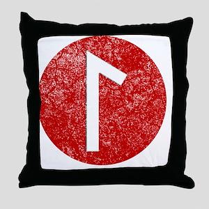 Laguz Throw Pillow