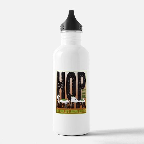 Hop Till You Drop IPA Water Bottle