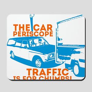 Car Periscope Shirt Mousepad