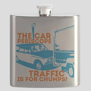 Car Periscope Shirt Flask