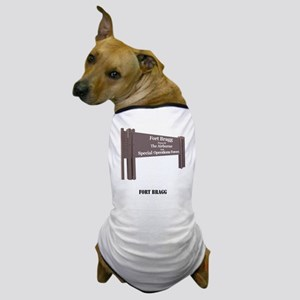 Fort Bragg Dog T-Shirt