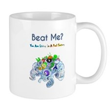 Billiard Sea Dragons Mug
